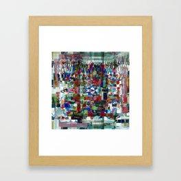 20180606 Framed Art Print