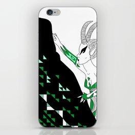 Capricorn / 12 Signs of the Zodiac iPhone Skin
