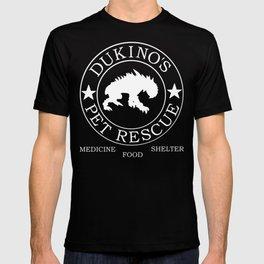 Dukino's Pet Rescue T-shirt