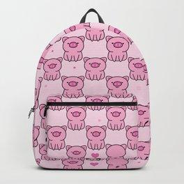 Cute pink piglets Oink Oink! Backpack