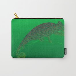 Colorful language of chameleons Carry-All Pouch