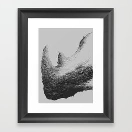 Rhinoceros Valley Framed Art Print