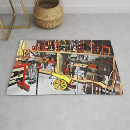 The Finest Magic Collection Rug