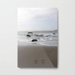 Invisible Metal Print