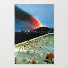 Quantum Leap Space Canvas Print