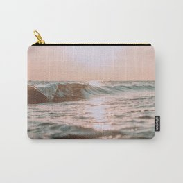 pink skies Carry-All Pouch