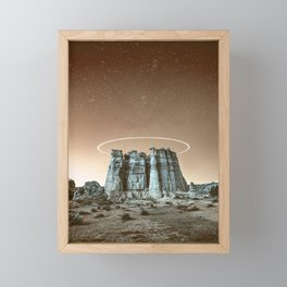 ARIZONA CANYON STARS V Framed Mini Art Print
