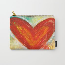 Deep in Love Carry-All Pouch