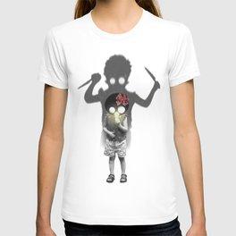 la luz que me traiciono... T-shirt