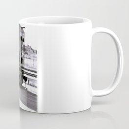 Urban train car Coffee Mug