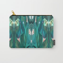 381 - Abstract Glass design Carry-All Pouch