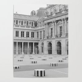 Palais Royal / Paris Poster