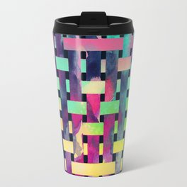 Party camouflage Travel Mug