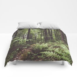 Woodland - Landscape and Nature Photography Comforters