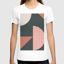 Orbit 04 Modern Geometric T-shirt
