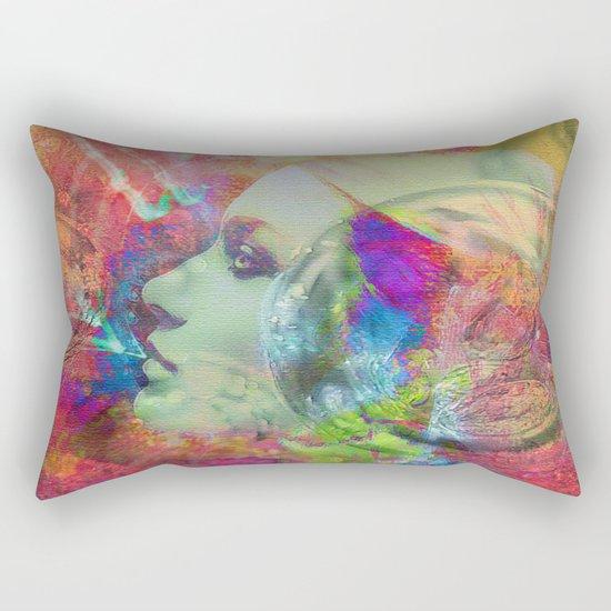 """"""" Isabella """"  Rectangular Pillow"""