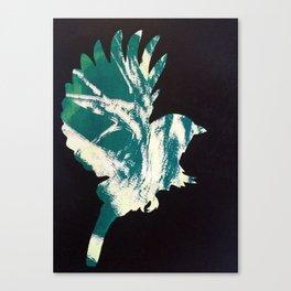 Unfocused Canvas Print