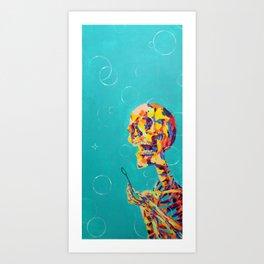 Simple Pleasures Art Print