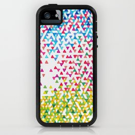 Hollywood Funfetti Sunset iPhone Case
