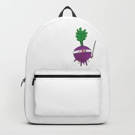 The Beetroot Samurai Backpack