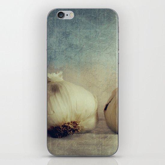 Garlic iPhone & iPod Skin