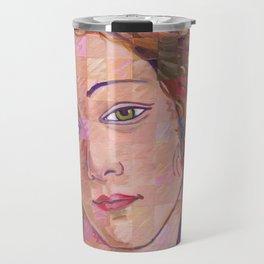 Variations On Botticelli's Venus – No. 1 Travel Mug