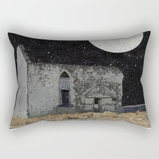 In the cosmic overwhelm Rectangular Pillow