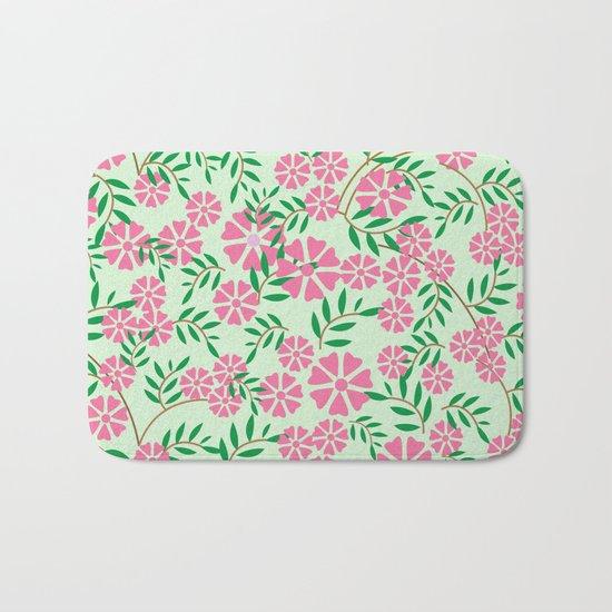 tas.flower Bath Mat