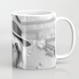 Sloth in New York Coffee Mug