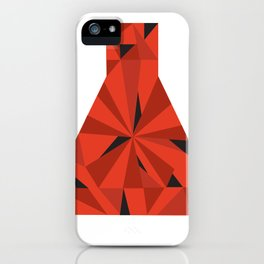 Science Ruby iPhone Case
