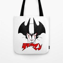 Devilman Head Tote Bag