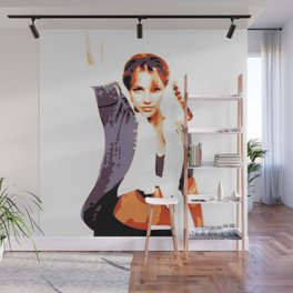 Hit Me Baby One More Time Wall Mural