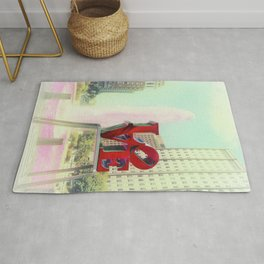Philly Love Rug