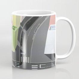 Inside-out - urban living Coffee Mug