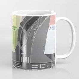 Inside-out - urban living Coffee Mug