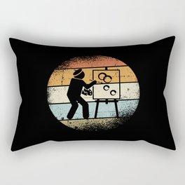 Artist Gift Rectangular Pillow
