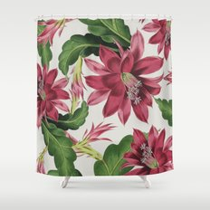 FLOWERS 11b Shower Curtain