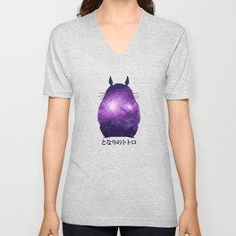 In the Stars(Totoro) Unisex V-Neck
