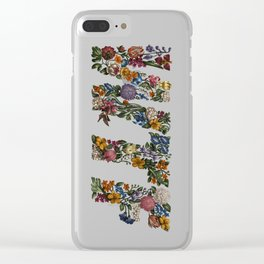 Water the Flowers Clear iPhone Case