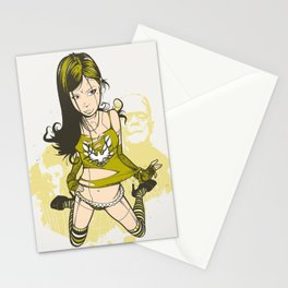 Bride Of The Bandit Stationery Cards