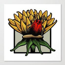 Flora & Fauna I Canvas Print