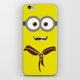 Aventurero Minion  iPhone Skin