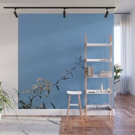 flower and light  - Cherry tree 2 Wall Mural