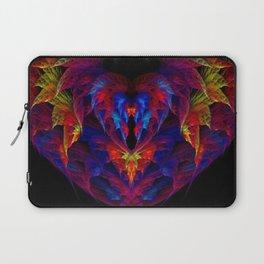 Heart of Fire Laptop Sleeve