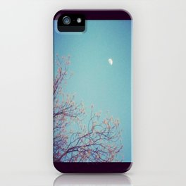 Nightly Bliss iPhone Case