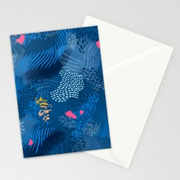 Summers by the Lake Stationery Cards