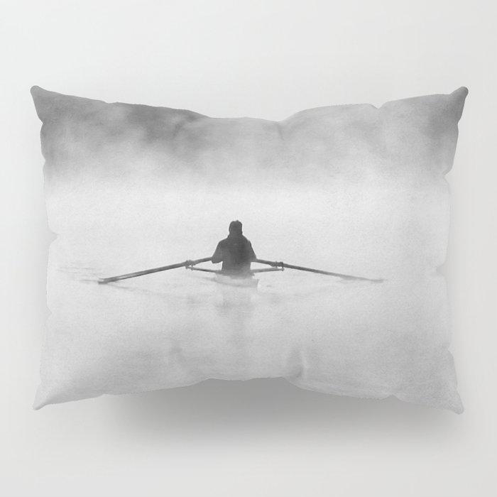 Rowing On The Chattahoochee Pillow Sham