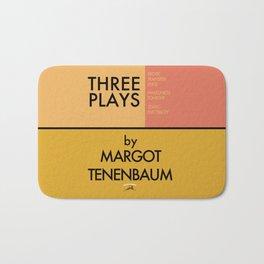 Three Plays By Margot Tenenbaum Bath Mat