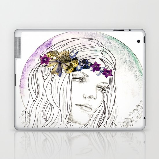 Shake Your Dreams from Your Hair Laptop & iPad Skin