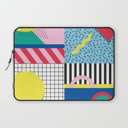 Memphis Party Laptop Sleeve